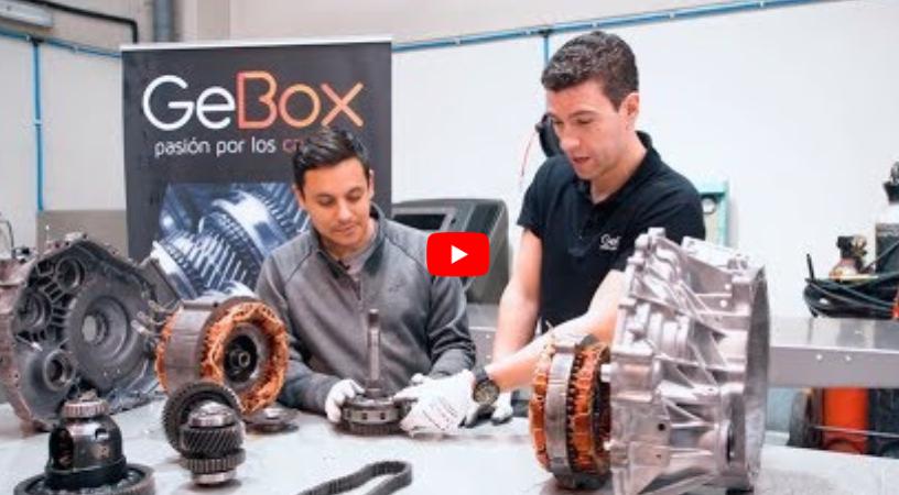 Vídeo técnco GeBox cajas de cambio