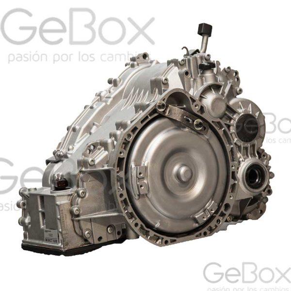 MB722.8_ caja de cambio mercedes benz gebox