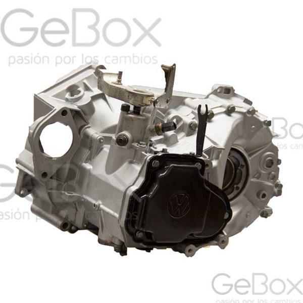Vw t5 cajas de cambios manual gebox