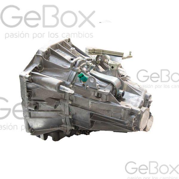 caja de cambio TL4 gebox