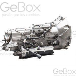 bmw SMG caja pilotada gebox
