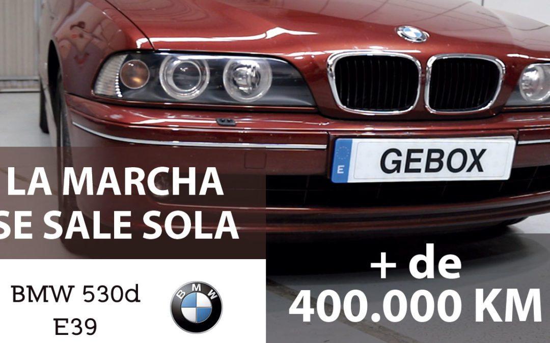 BMW 535d E39